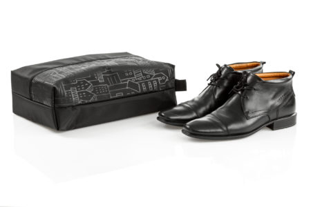 Talot-kenkäpussi