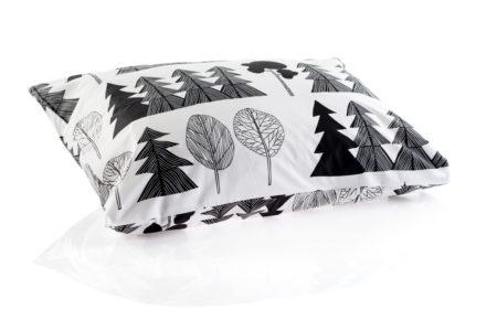 Puut-pussilakana ja -tyynyliina