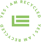 Yes, I am recycled