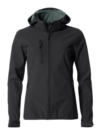 Basic Hoody Softshell Ladies