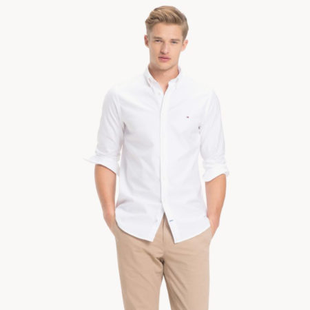 Tommy Hilfiger Core Stretch Slim Oxford Shirt
