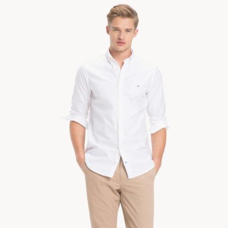Tommy Hilfiger Core Stretch Slim Oxford Shirt