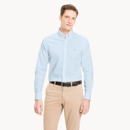 Tommy Hilfiger Core Stretch Slim Poplin Shirt