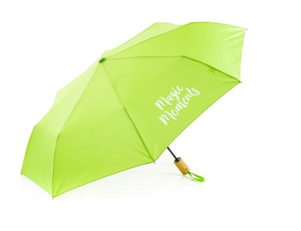 """Automaattinen 21"""" rPET-sateenvarjo"""