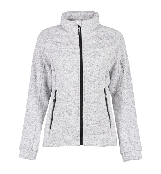 ID Quilted fleece jacket, naisten