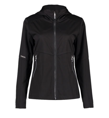 ID Lightweight soft shell jacket, naisten