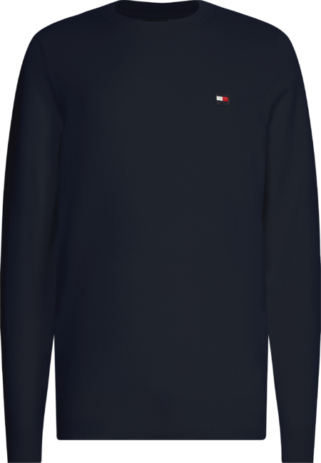 Tommy Hilfiger Backloop Jersey Crew Neck