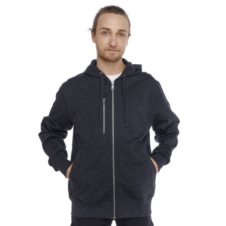 Boston Recycled hooded